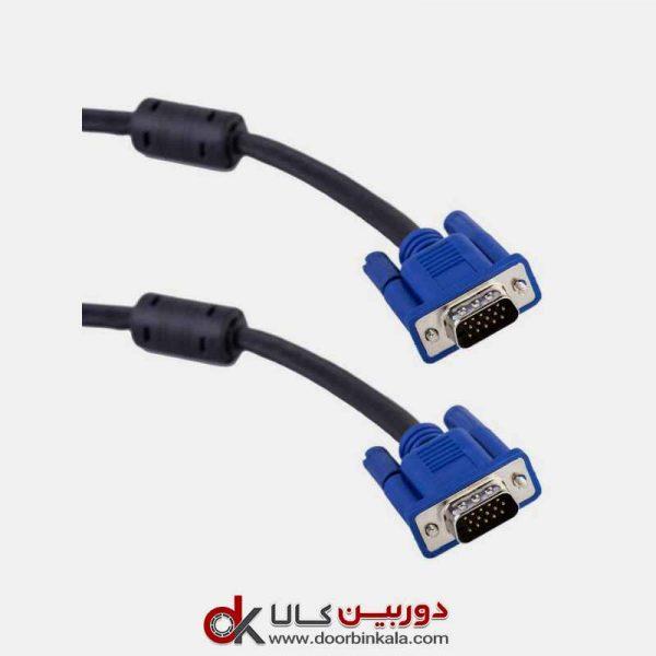 کابل وی جی ای 1.5 متری | vga cable 1.5m