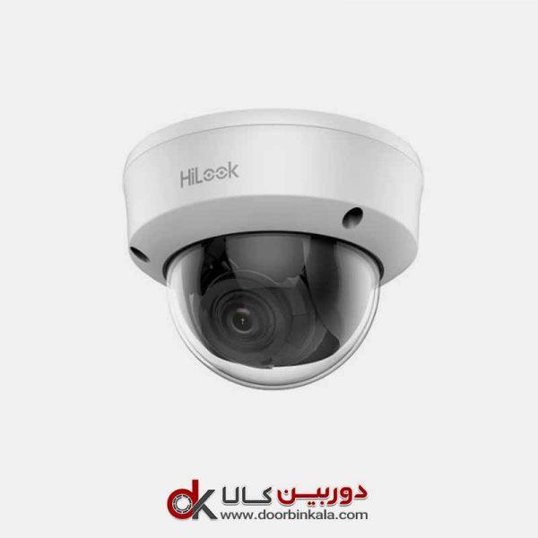 وریفوکال ( لنز متغییر ) توربو HD کیفیت تصویر دو مگاپیکسل دارای لنز وریفوکال 2.8 تا 12 میلیمتر دارای تکنولوژیهای EXIR 2.0 و IR هوشمند دید در شب تا 40 متر خروجی ویدئویی قابل تعویض به حالتهای TVI/AHD/CVI/CVBS استاندارد مقاومتی IP66، IK10 جنس بدنه فلز 2 سال گارانتی پارس ارتباط