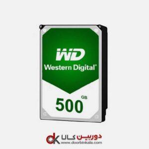 هارد اینترنال وسترن دیجیتال 500 گیگ سبز