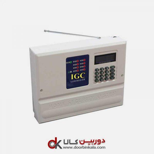 دزدگیر GMK مدل IGC G2